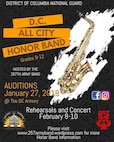 DC All City Honor Band