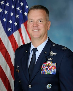 Col. Mark S. Robinson is the commander of the 12th Flying Training Wing, Joint Base San Antonio-Randolph.