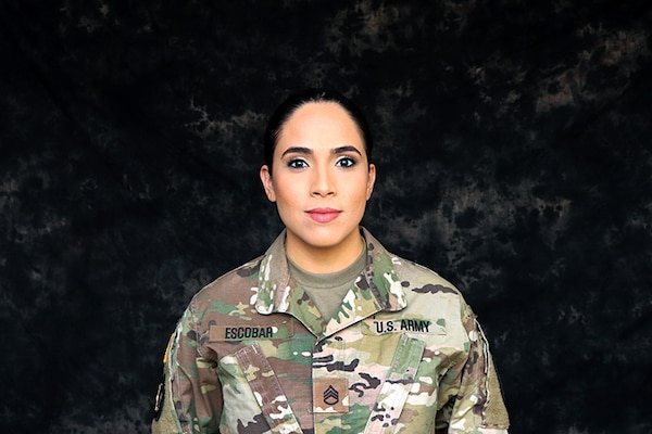Army Staff Sgt. San Juanita Escobar, with the Texas Army National Guard, deployed to Djibouti where she was instrumental in coordinating a program that provided greater opportunities for women in the area. Back home, she uses her military experience in what has become a family tradition — beauty pageant competitions, where she was recently named Mrs. Texas Galaxy.