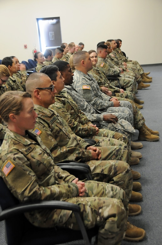 Albuquerque Army Reserve unit mobilizes for medical SRP mission