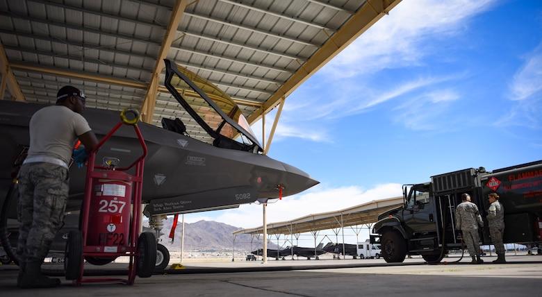 F-35 flyover