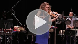 Live Performance with National Symphony Violinist Released on Video
