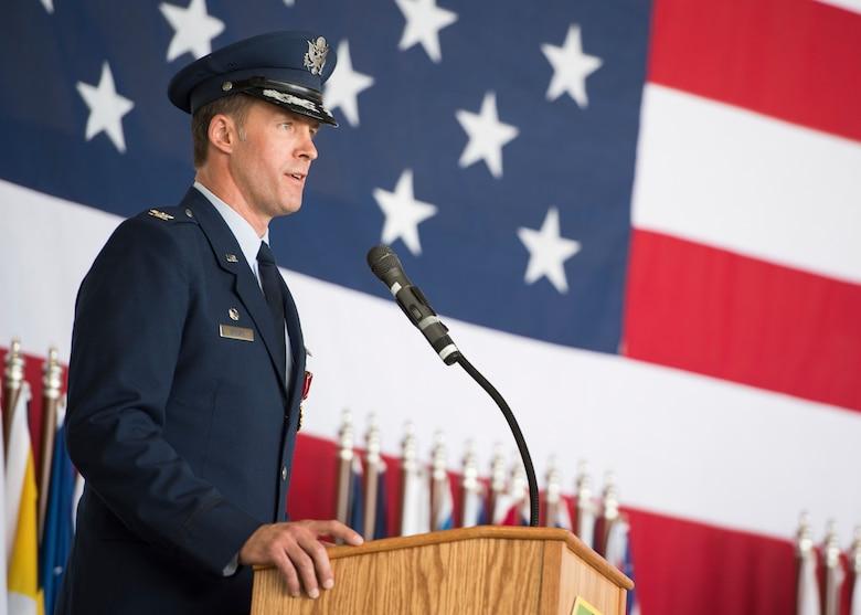 Senior Airman J.T. Armstrong