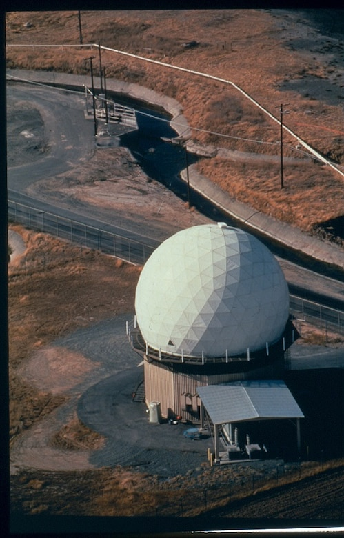 On July 13, 2001 the Air Force officially closed McClellan Air Force Base after 65 years of operation.  The former base began its conversion from an active military base to a vital business park.  Facilities on the former base, such as the Radar Facility pictured here in 1992, are being utilized by businesses like the Wildlife Care Association animal rehabilitation center. (U.S. Air Force Courtesy Photo)