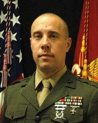 First Sergeant, Kilo Battery, 2nd Battalion, 14th Marine Regiment