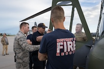 Fifth Wednesdays provide mutual aid training for first responders