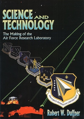 Book Cover - Science and Technology