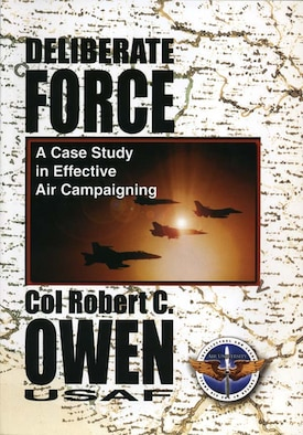 Book Cover - Deliberate Force