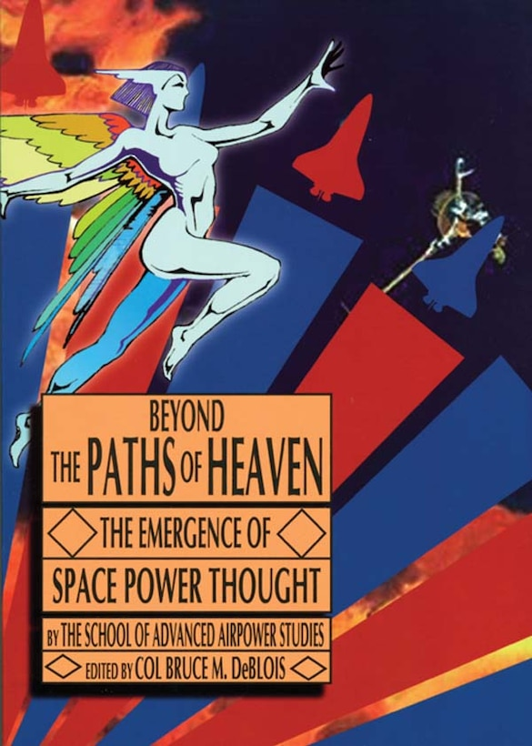 Book Cover - Beyond the Paths of Heaven