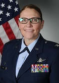 Col. Lori C. Jones is the 960th Cyberspace Operations Group commander.