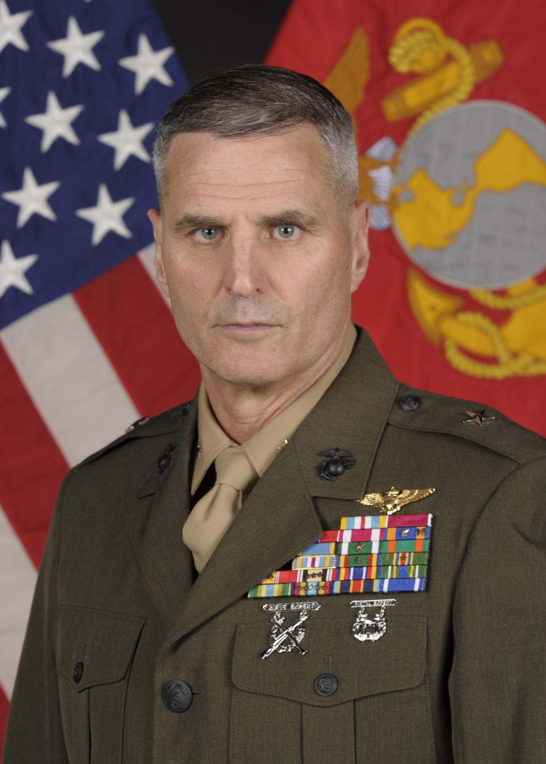 Brigadier General Christopher J Mahoney & Gt Us Forces