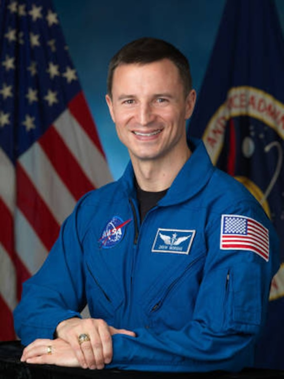 Army Lt. Col. (Dr.) Andrew Morgan is a NASA astronaut and emergency physician at Brooke Army Medical Center in San Antonio. Morgan has been assigned to Expedition 60/61, which is set to launch to the International Space Station in July 2019. NASA photo