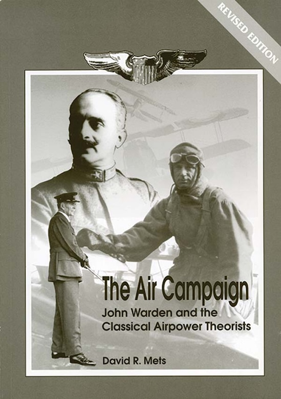 Book Cover - The Air Campaign