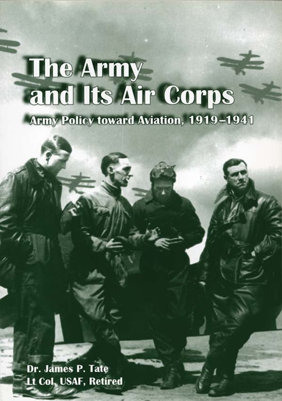 Book Cover - The Army and Its Air Corps