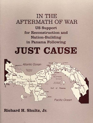 Book Cover - In the Aftermath of War