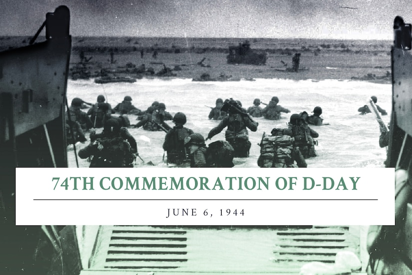 D-Day 2018 Tile