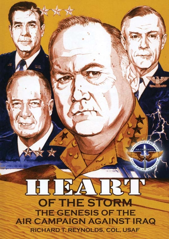 Book Cover - Heart of the Storm