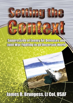 Book Cover - Setting the Context