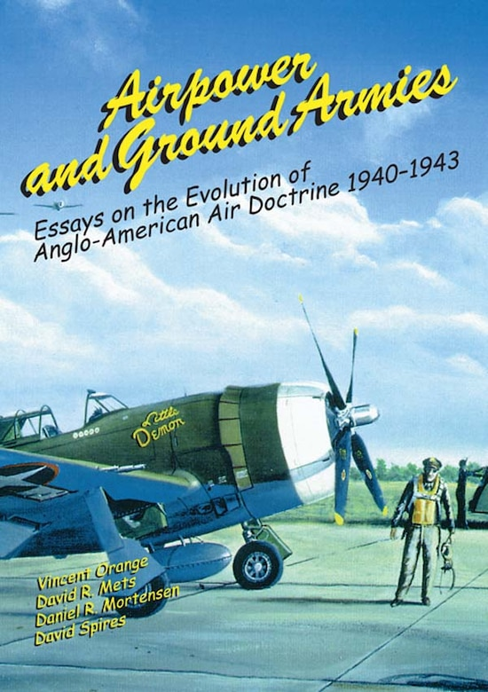 Book Cover - Airpower and Ground Armies