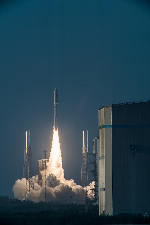 AFSPC-11 Launch