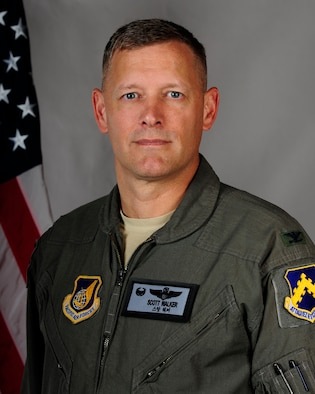Colonel Scott W. Walker is the Commander, 8th Operations Group, Kunsan Air Base, Republic of Korea. As the Group Commander, he is responsible for the conduct of conventional air-to-ground and air-to-air missions in support of armistice and wartime taskings to defend the ROK.