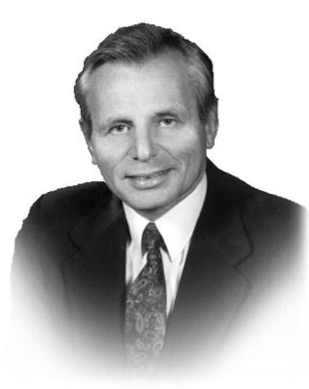 Official portrait of Frank C. Carlucci.