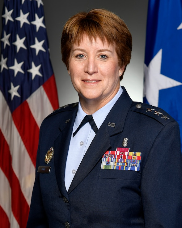 Lt. Gen. Dorothy Hogg, U.S. Air Force Surgeon General (U.S. Air Force photo)