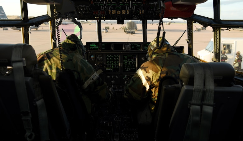 317th AW completes ATSO exercise