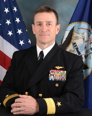 Rear Adm. Ryan Scholl, J5 Deputy Director official portrait