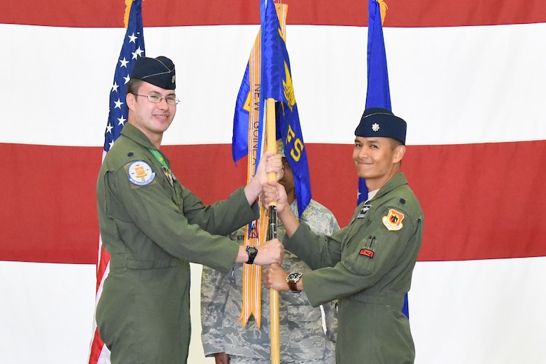 550th Change of Command