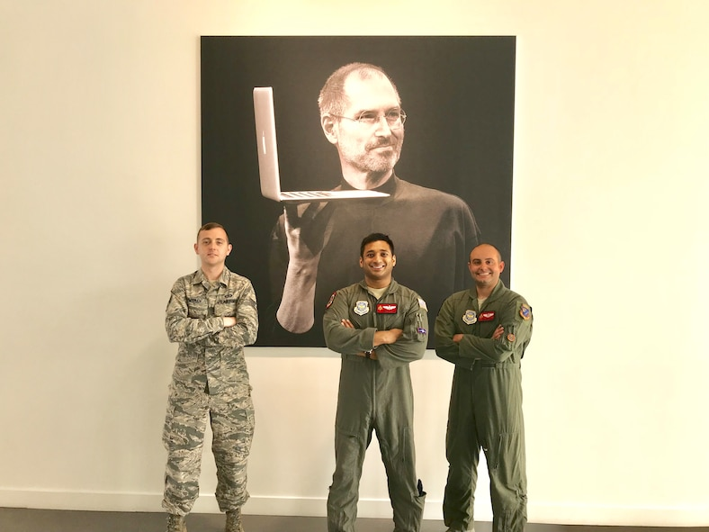 From May 21-24, Airmen of the 21st Airlift Squadron attended the Apple App Design Workshop.
