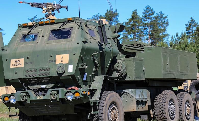 High Mobility Artillery Rocket System
