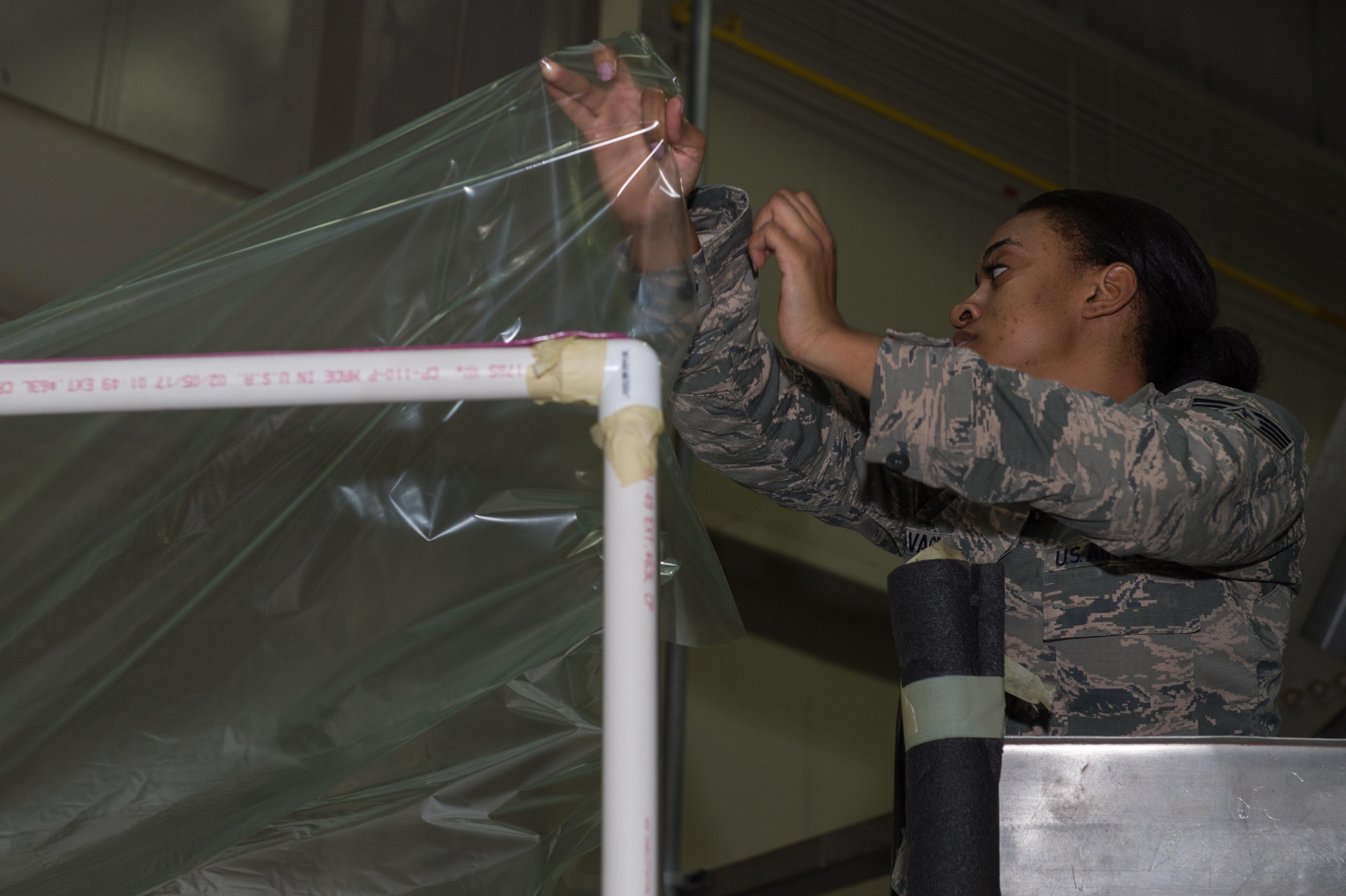 1MXS Airmen innovation keeps F-22 battle ready