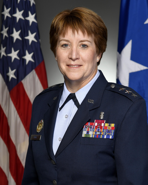 Lieutenant General Dorothy A Hogg U S Air Force Biography Display