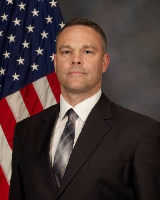 Mr. Herold Hudson, Command Executive Officer, 364th Sustainment Command (Expeditionary)