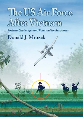 Book Cover - The US Air Force after Vietnam
