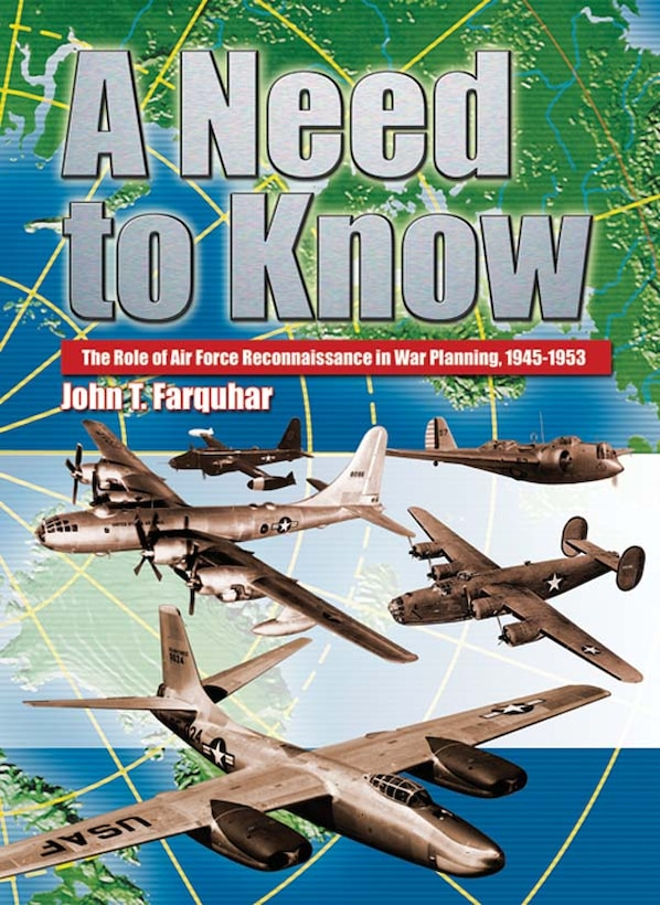 Book Cover - A Need to Know