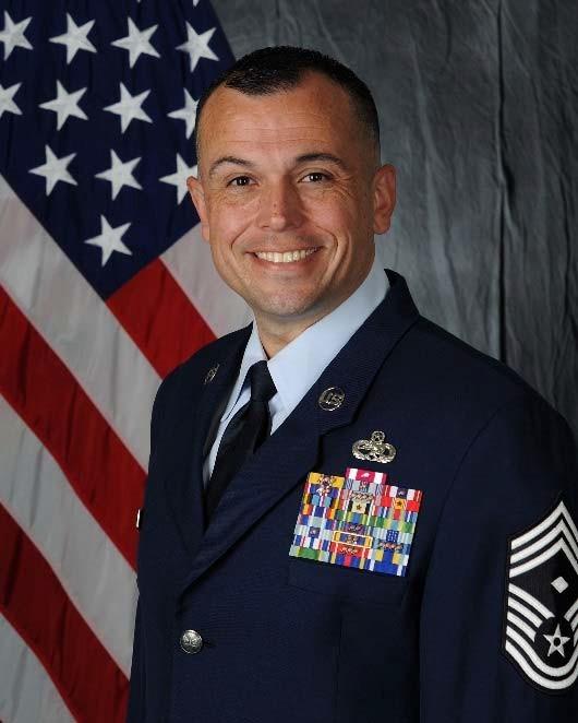 Chief Master Sgt. John C. Alsvig