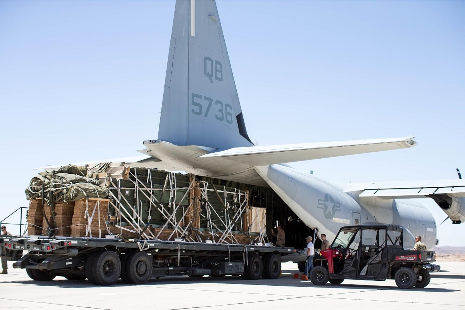 1st MLG Bridge Air Delivery