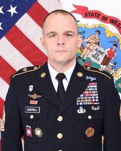 CSM Cantrell Official Photo.
