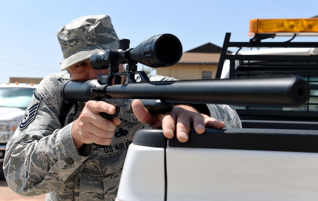 317th AW BASH team helps make air space safer