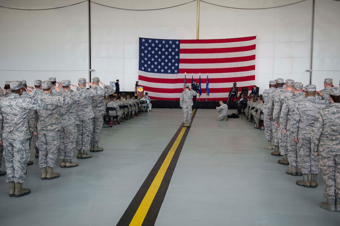 Brig. Gen. Boswell assumes command of the 36th Wing