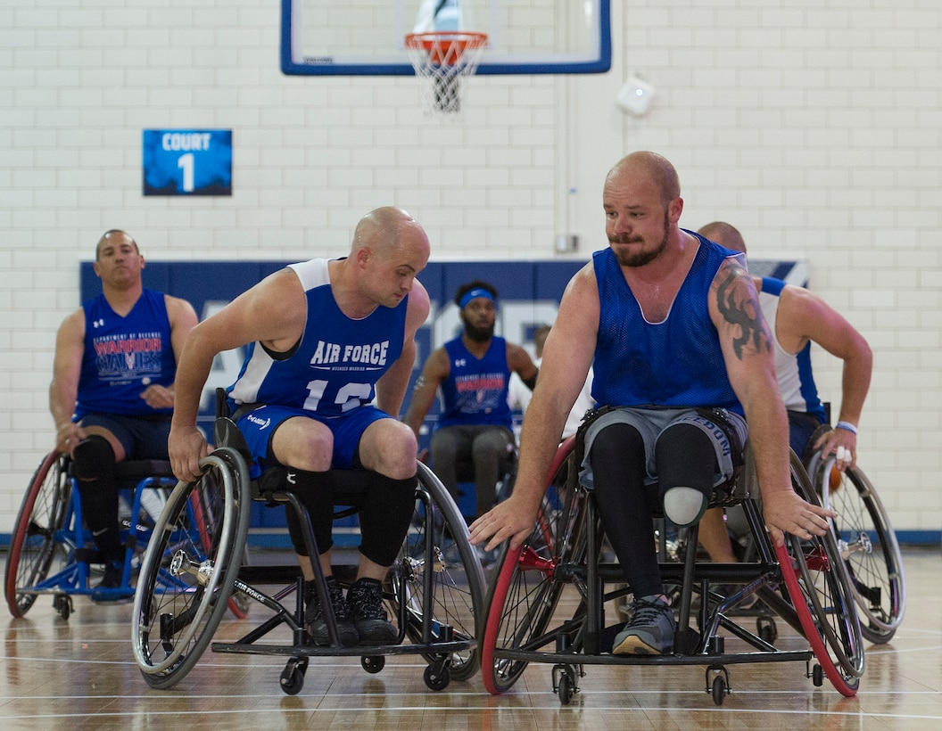 The Warrior Games 2018