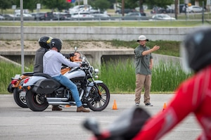 Motorcycle Safety Instructor Training