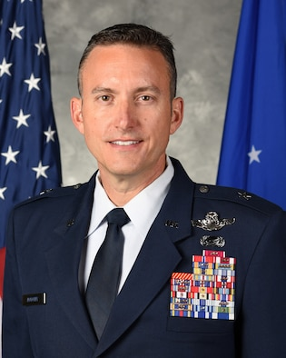 57th Wing Commander