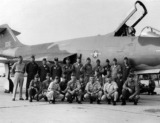 Kentucky Air National Guard aircrews with the 123rd Tactical Reconnaissance Squadron were called to active duty in January, 1968 in response to the capture of the US Naval Ship Pueblo by North Korea. 104 officers and 650 Airmen mobilized overseas for the incident would be called the Pueblo Crisis.