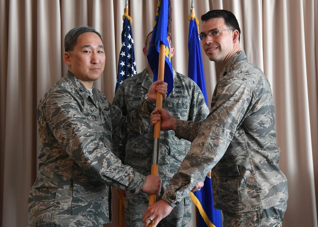 Hanscom detachment has new commander