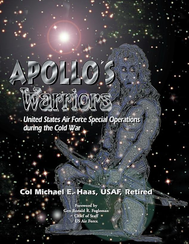 Book Cover - Apollo's Warriors