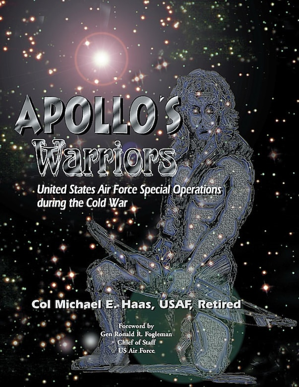 Book Cover - Apollo's Warriors