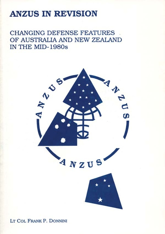 Book Cover - ANZUS in Revision